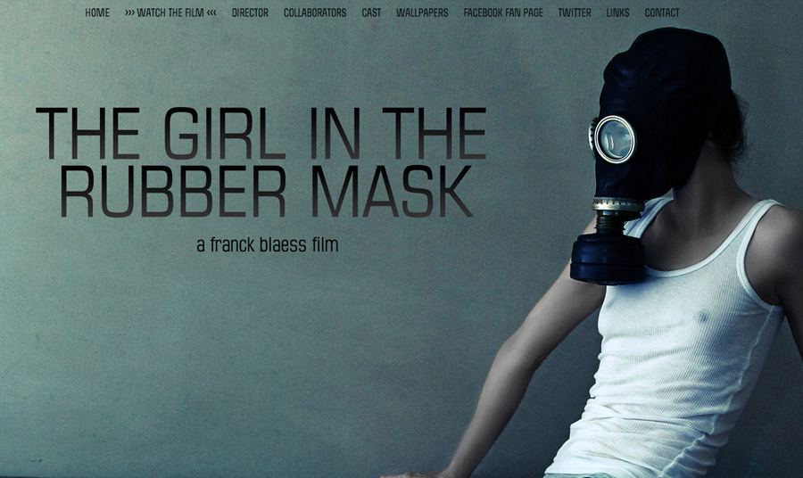 The Girl In The Rubber Mask